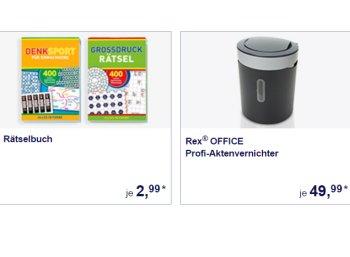Aldi-Süd: Büro-Spezial mit Steuer-CDs für 4,99 Euro und mehr