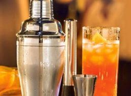 Aldi-Süd: Cocktail-Spezial mit Shaker, Gläsern und Zutaten