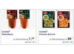 Aldi-Süd: Italien-Spezial mit Pasta, Pizzini und mehr