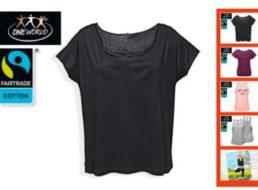 Aldi-Süd: Yoga-Kleidung aus Fairtrade-Baumwolle ab 5,99 Euro