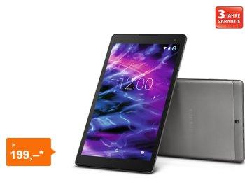 Aldi-Tablet: Medion-Lifetab P10506 mit 32 GByte Speicher für 199 Euro