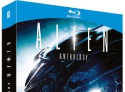 """Zavvi: """"Alien Anthology"""" mit vier Blu-rays für 12,50 Euro frei Haus"""