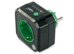 Die AES1 Energiespar-Steckdose ist einfach zu bedinen und jetzt auch günstig zu haben. (Bild: Allyouneed.com)