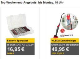 Allyouneed: Batterie-Sparpaket für 16,95 Euro frei Haus
