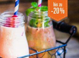 Online-Supermarkt: Rabatt von 20,16 Euro bei Allyouneed Fresh