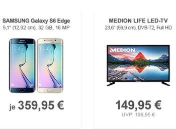 Allyouneed: Medion-TV mit DVB-T2 und Mediaplayer für 149,95 Euro