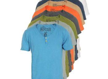 Das Indicode Ryan T-Shirt wird auf Allyouneed.com in vielen Farben und Größen angeboten. Der Preis von 12,95 Euro gilt bis Freitagvormittag.