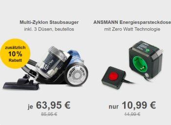 Allyouneed: Energiesparsteckdose AES3 für 10,99 Euro frei Haus