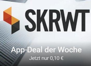 Google Play: Foto-App SKRWT für 10 Cent