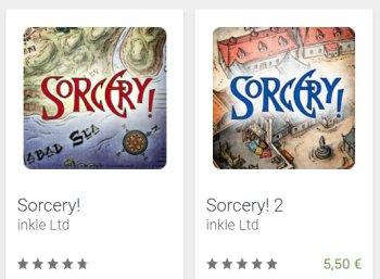 """Gratis: App """"Sorcery!"""" jetzt für 0 statt 5,50 Euro"""