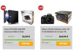 Dealclub: Externer DVD-Brenner für 24,99 Euro frei Haus