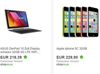 Asus: ZenPad 10 mit LTE für 197,45 Euro frei Haus