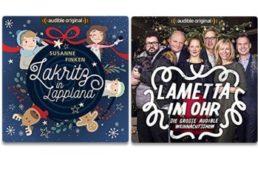 Gratis: Zwei Weihnachts-Hörbücher bei Audible zum Nulltarif