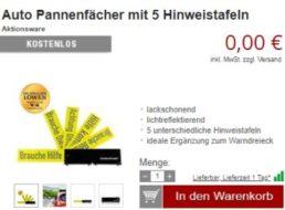 Druckerzubehoer.de: 12 Artikel, darunter ein Löwenprodukt, für lau