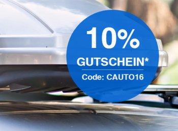 Ebay: 10 Prozent Rabatt auf Autoreise-Zubehör