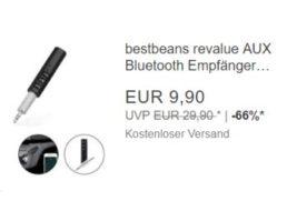Ebay: Bestbeans-Bluetooth-Empfänger für 9,99 Euro frei Haus