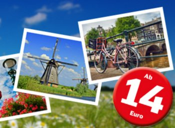 Bahn: Sparpreis Europa zu Preisen ab 14 Euro für Reisen im Juni