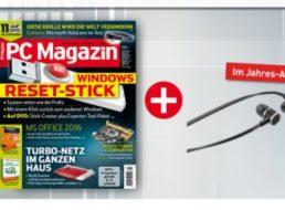 "Gratis: beyerdynamic DX 160 iE Kopfhörer zum Abo des ""PC Magazin"""