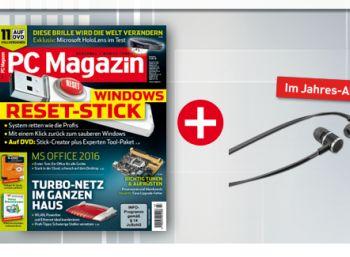 "beyerdynamic DX 160 iE Kopfhöhrer zum Abo des ""PC Magazin"""