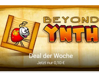 "Google Play: Preisgekrönte App ""Beyond Ynth HD"" für 10 Cent"
