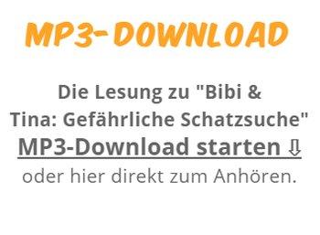 """Gratis: Hörbuch """"Bibi und Tina - gefährliche Schatzsuche"""" zum Download"""