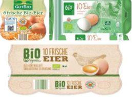 Salmonellen-Alarm: Eier-Rückruf bei Aldi, Lidl, Penny und anderen