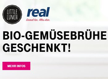 """Gratis: Bio-Gemüsebrühe von """"Little Lunch"""" für Telekom-Kunden geschenkt"""