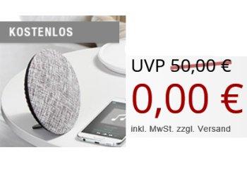 """Druckerzubehoer.de: Bluetooth-Lautsprecher """"Boogie"""" für 5,97 Euro frei Haus"""