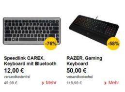 Allyouneed: Bluetooth-Tastatur als B-Ware für zwölf Euro frei Haus