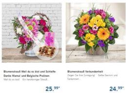 Lidl Blumen: 25 Prozent Rabatt zum Muttertag 2016