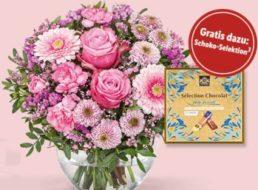 Muttertag 2019: 20 Prozent Rabatt auf alle Blumen bei Lidl