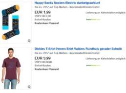 Ebay: Mode-Sale bei Brands4friends mit Artikeln ab 1,99 Euro frei Haus