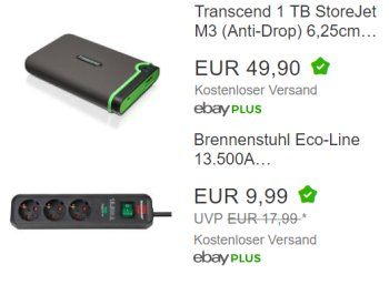 Ebay: Überspannungsschutz von Brennenstuhl für 9,99 Euro
