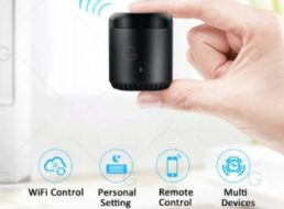 Gamiss.com: Broadlink Mini 3 Smart Home Controller für 10,73 Euro frei Haus