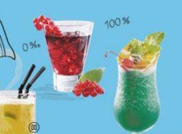 BZGA: Cocktail-Rezepteheft zum Nulltarif frei Haus