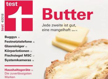 Butter-Test: Aldi & Edeka top, Penny & Lidl flop