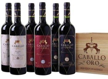 Weinvorteil: Sechs teils prämierte Rotweine aus 2006-2014 in Holzkiste für 39,99 Euro