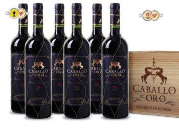 Weinvorteil: Doppelt goldprämierter Gran Reserva aus 2007 in Holzkiste für 38,94 Euro