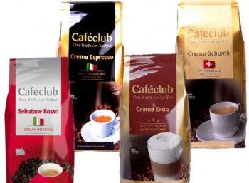 Kaffeevorteil: Vier-Kilo-Probierpaket für 38,94 Euro frei Haus