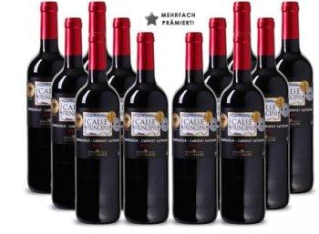 """Weinvorteil: 6-fach prämierter """"Calle Principal"""" im 12er-Paket für 39,99 Euro"""