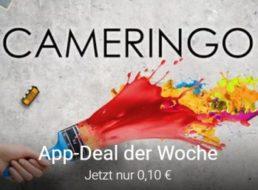 """Google Play: Foto-App """"Cameringo"""" für zehn Cent zu haben"""