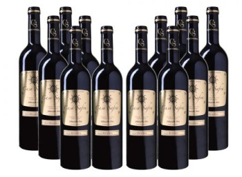 Weinvorteil: 12er-Kiste Casa Safra aus 2009 für 45 Euro frei Haus