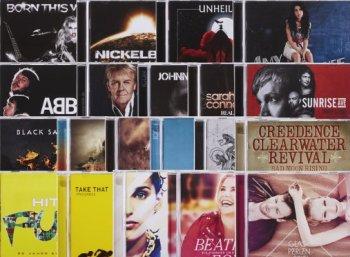 Lidl: CDs zahlreicher bekannter Interpreten für je 2,99 Euro im Onlineshop