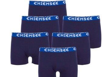 Chiemsee: Sechserpack Boxershorts für 26,95 Euro frei Haus