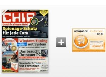 Chip Premium: Zwölf Hefte mit 36 DVDs für zusammen 17,68 Euro frei Haus