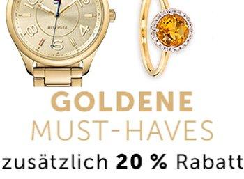 Christ: 20 Prozent Rabatt auf bereits reduzierten Goldschmuck