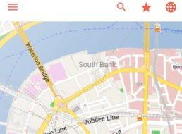 """Gratis-App: """"City Maps 2Go Offline-Karten"""" Pro kostenlos"""