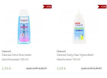 Outlet46: Clerasil-Packungen für 2,99 bis 3,99 Euro frei Haus