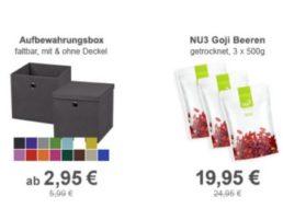 Allyouneed: CM3-Faltboxen für 2,95 Euro frei Haus