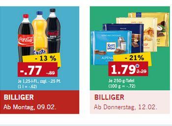 Coca Cola Rabatt